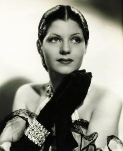 Margarita Carmen Cansino, soon to become Rita Hayworth